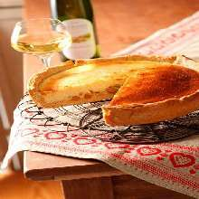 Recette Tarte Fromage blanc