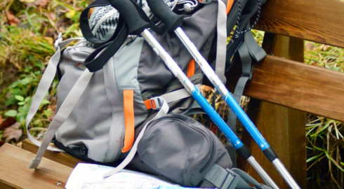 The hiker's Backpack, how not forget anything!  - image