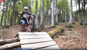 L'office de tourisme teste le Bike Park du Markstein